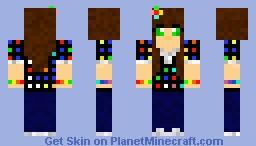 .~.Multicolor.~. Minecraft Skin