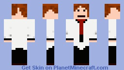 scientest Minecraft Skin