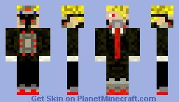 My skin. Minecraft Skin