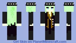 Ukyo - Amnesia Minecraft Skin