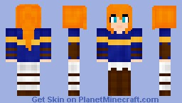 Quidditch is fun Minecraft Skin