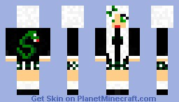 Slytherin Girl/Personal Skin