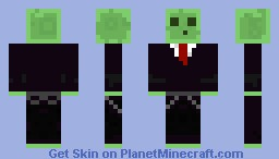 Slime in a suit