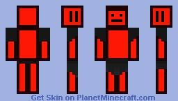 robo robo Minecraft Skin