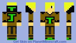 Jbane (xXsharpmanXx- me Minecraft Skin