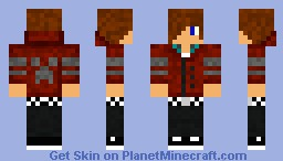 5_EPICMAN_5 V.2.0 Minecraft Skin