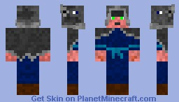 Wolf Hunter V2 Minecraft Skin