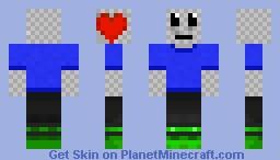 minersneedcoolshoesguy Minecraft Skin