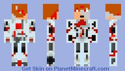 Robotic Human (Cyberpunk Skin Contest) Minecraft Skin