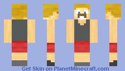 chrisisyourmom's skin Minecraft Skin