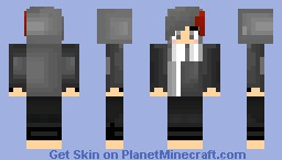 Knives Chau Minecraft Skin