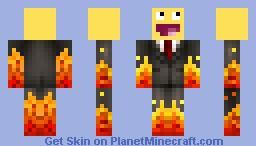 skkf Minecraft Skin