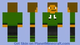 A cool little guy :D Minecraft Skin