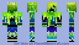MOVIE CREEPER Minecraft