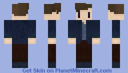 Le Mussy [Touch-up] Minecraft Skin