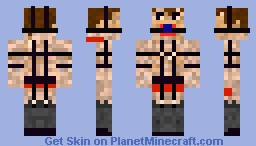 KinkCraft Minecraft Skin
