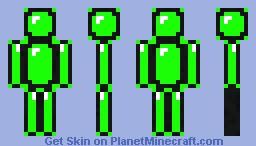 Unknown Skin V2 Minecraft Skin