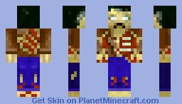 Apocalypse Skin Contest. Randy the Zombie Minecraft Skin