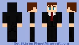 wedding man Minecraft Skin