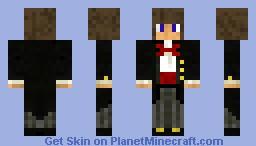 groom for a wedding Minecraft Skin