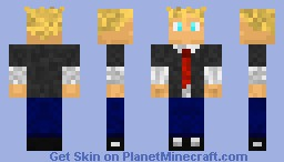 Death Spy Minecraft Skin