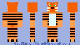 Cat Minecraft Skin