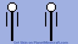 Stick Minecraft Skin
