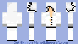 anime angel (better in view) Minecraft Skin
