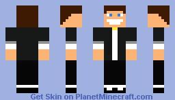 ZakiPL Minecraft Skin