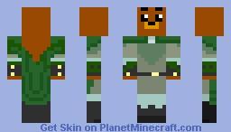 legolas lord of the rings (bear version) Minecraft Skin