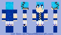 Natsuru Minecraft Skin