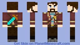 Xephos Minecraft Skin