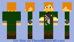 Faramir Brother of boromir son of denenthor Minecraft Skin