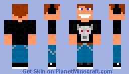 CTSG Minecraft Skin