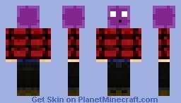 lumber slime Minecraft Skin