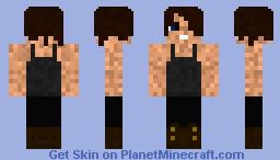 Maggie Greene  (Walking Dead series) Minecraft Skin