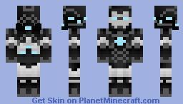 War machine Minecraft Skin