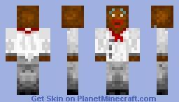 Gingie! (chef) Minecraft Skin