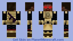 Dont Hate Minecraft Skin
