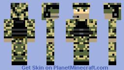 skin from minecraft animation battlecraft Minecraft Skin