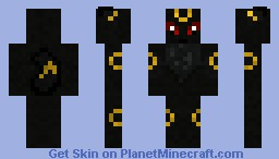 Umbreon Minecraft