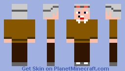 ThinkNoodles! Minecraft Skin