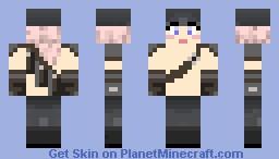 Honeydew Female Minecraft Skin