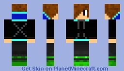DiamondX's skin