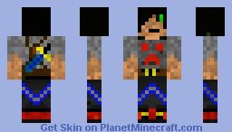 Creeper Slayer (Very HD) Minecraft Skin
