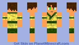 Earthbender Male (For RPing) Minecraft Skin