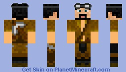 Blacksmith Minecraft Skin
