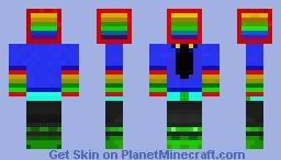 GUY! MADE BY MY BRO Minecraft Skin