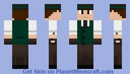 man Minecraft Skin