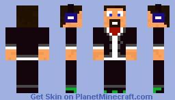 Smelly_Skull AKA Me Minecraft Skin